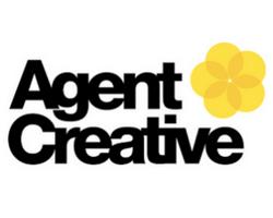 agent creative logo
