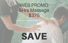 Massage Services & Therapy