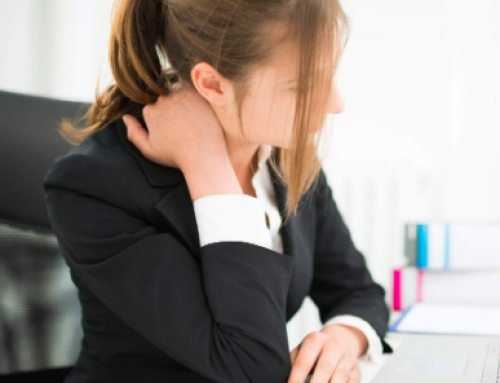 Top Tips To Maintain Great Posture At Work, Every Day.
