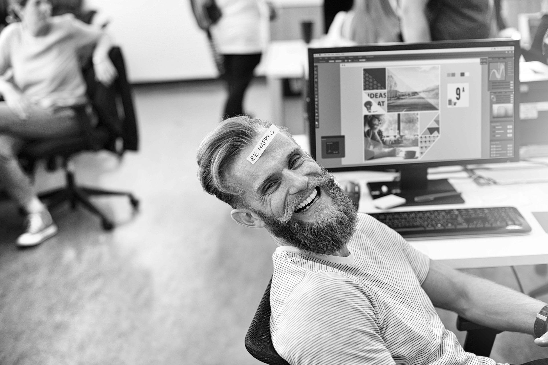 wellbeing at work. health benefits workplace massage